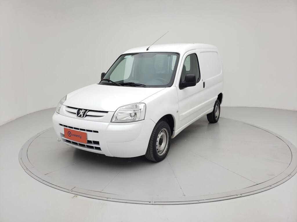 Imagem do Peugeot Partner