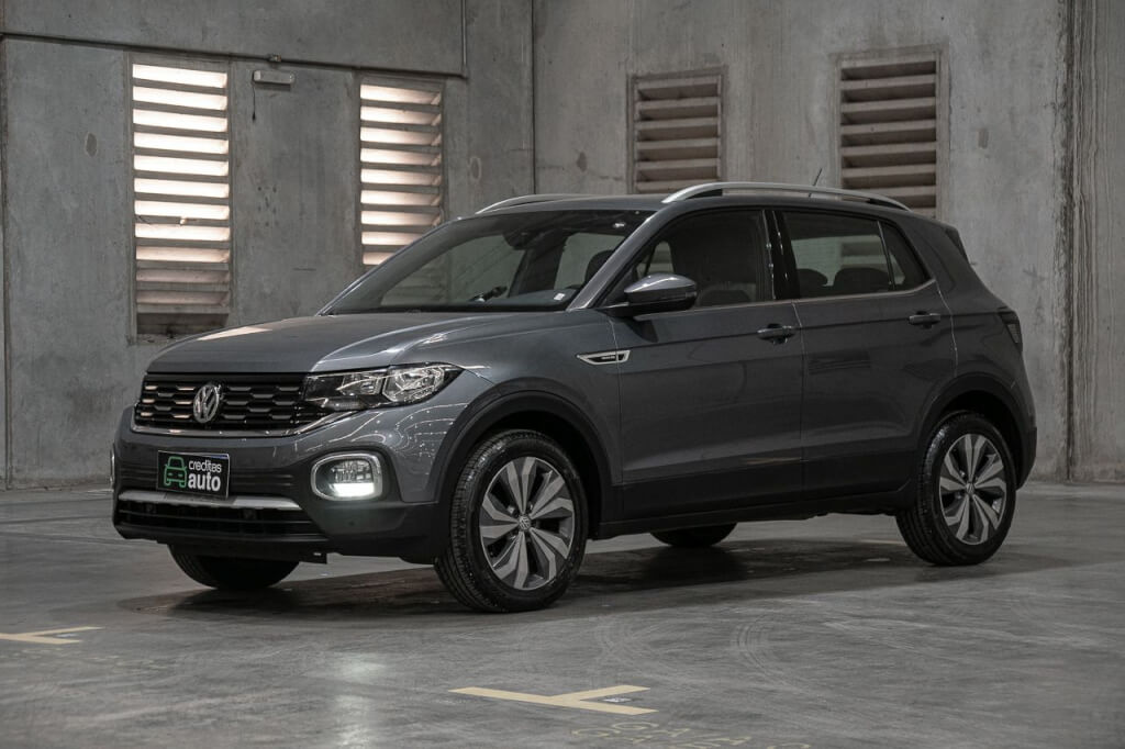 Imagem do Volkswagen T-cross