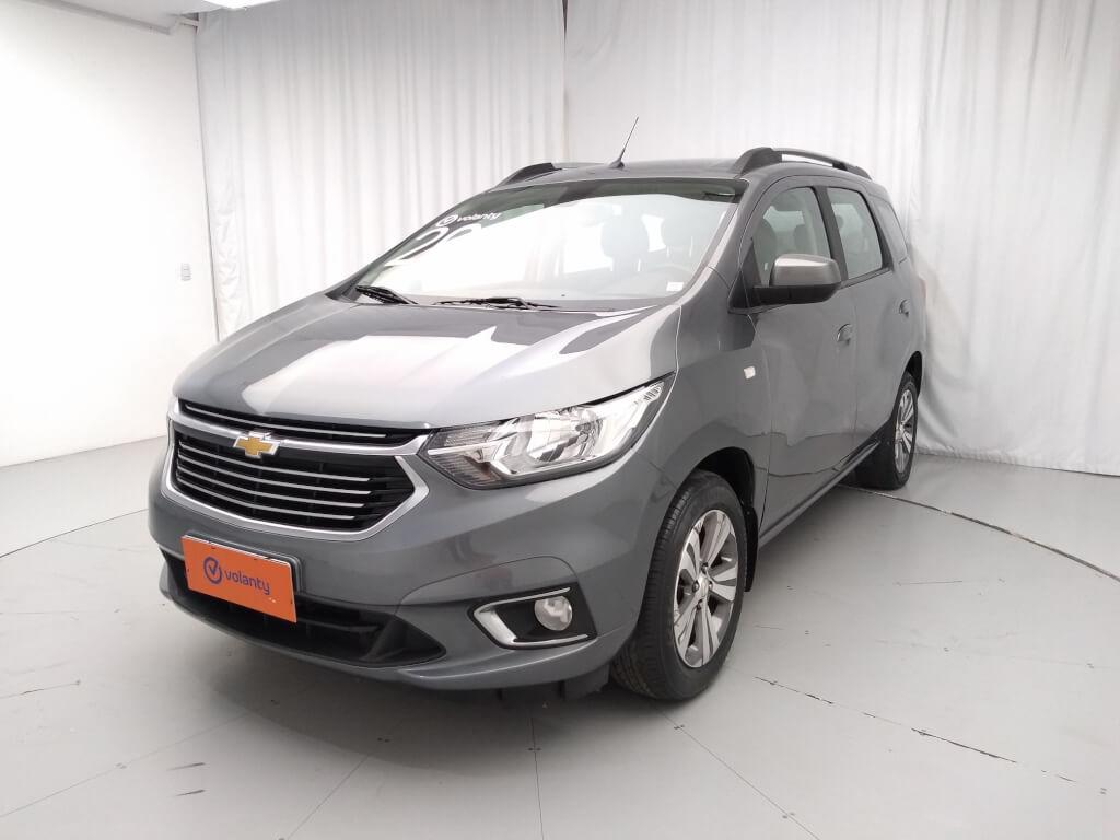 Imagem do Chevrolet Spin