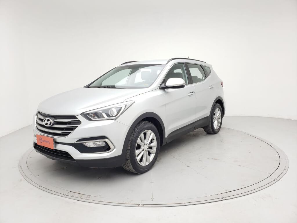 Imagem do Hyundai Santa fe