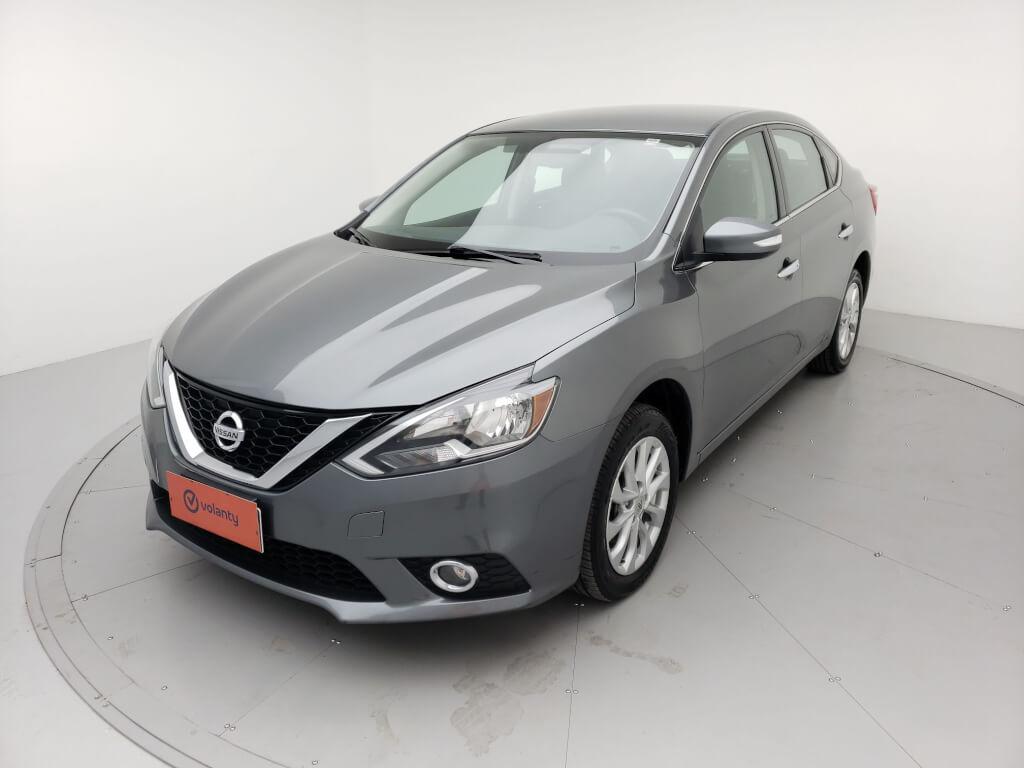 Imagem do Nissan Sentra