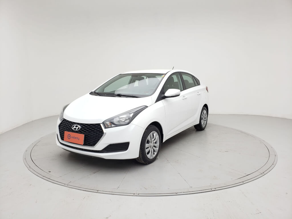 Imagem do Hyundai Hb20