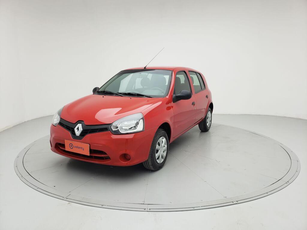 Imagem do Renault Clio