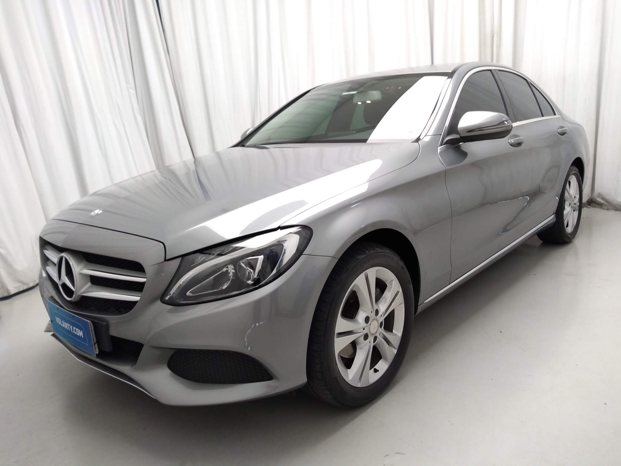 Imagem do Mercedes-benz C 180