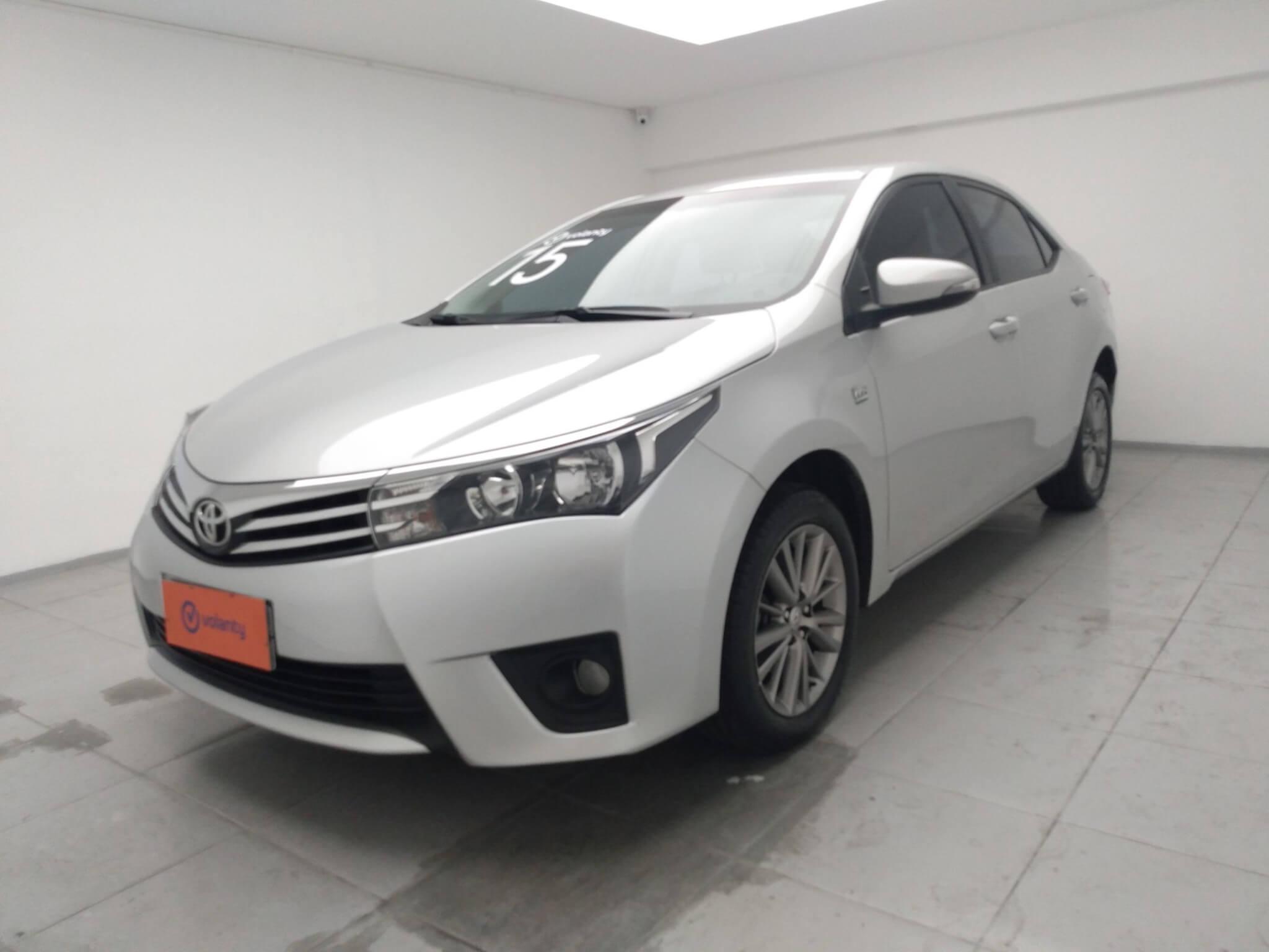 Imagem do Toyota Corolla