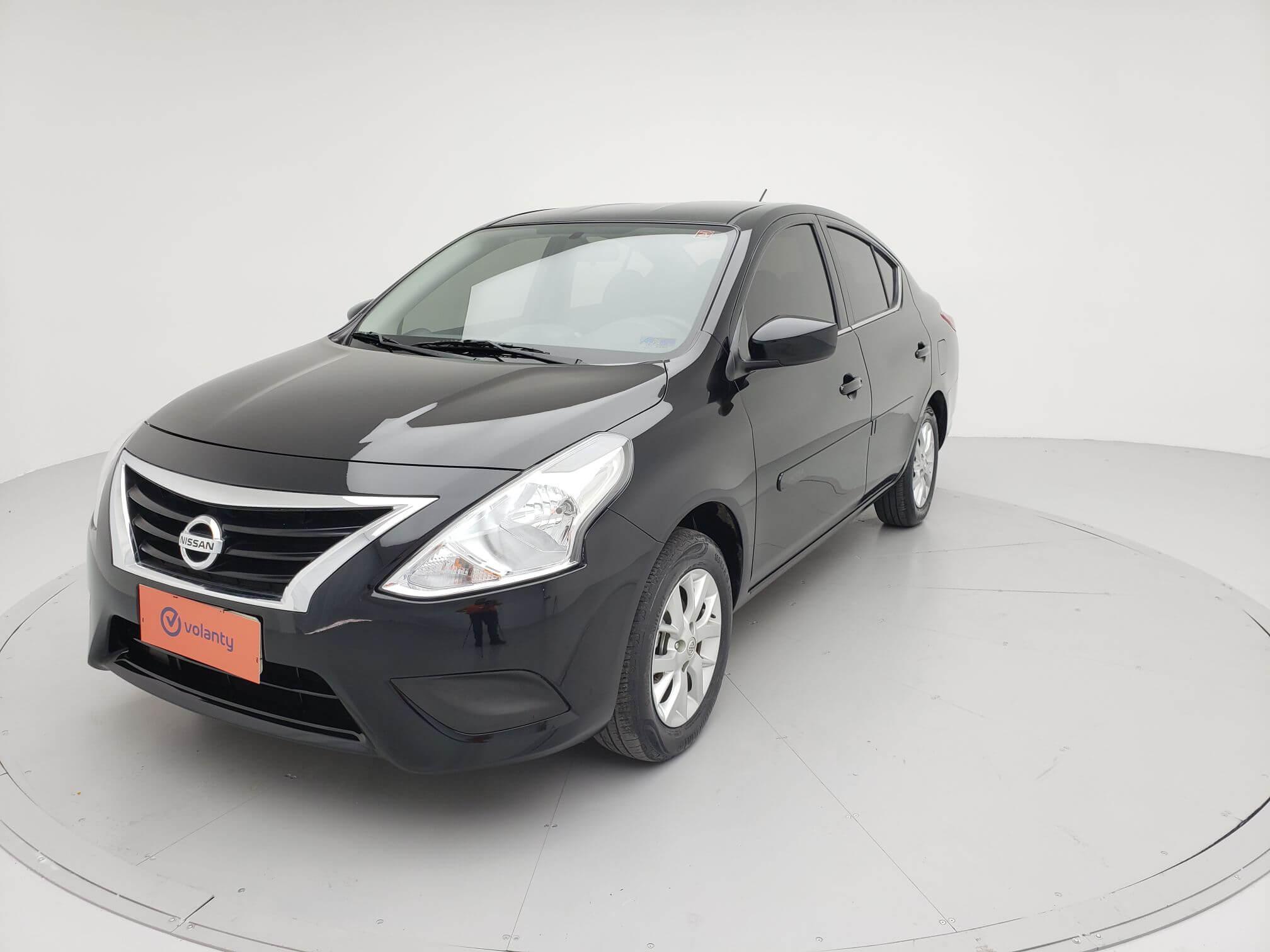 Imagem do Nissan Versa