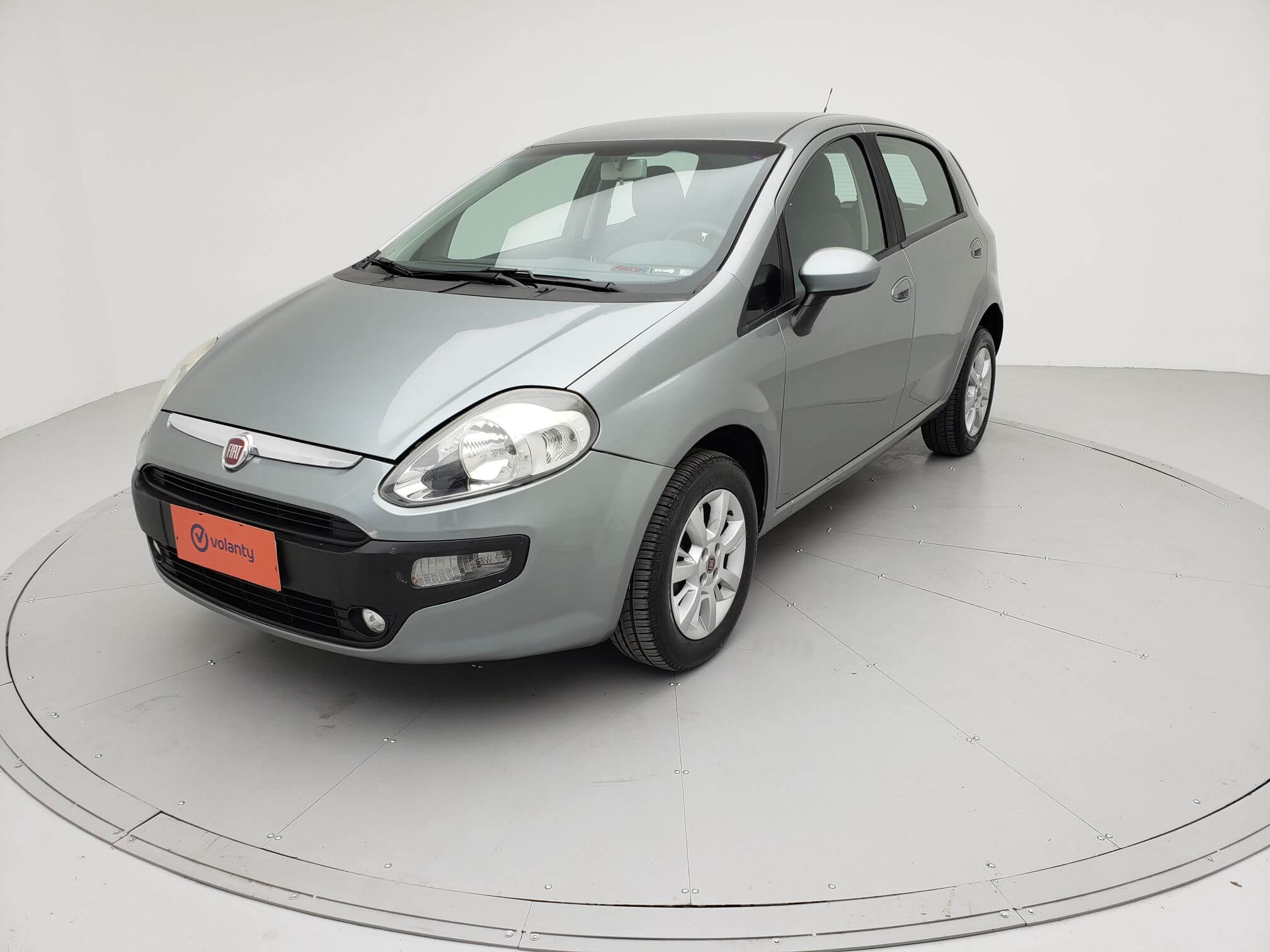 Imagem do Fiat Punto
