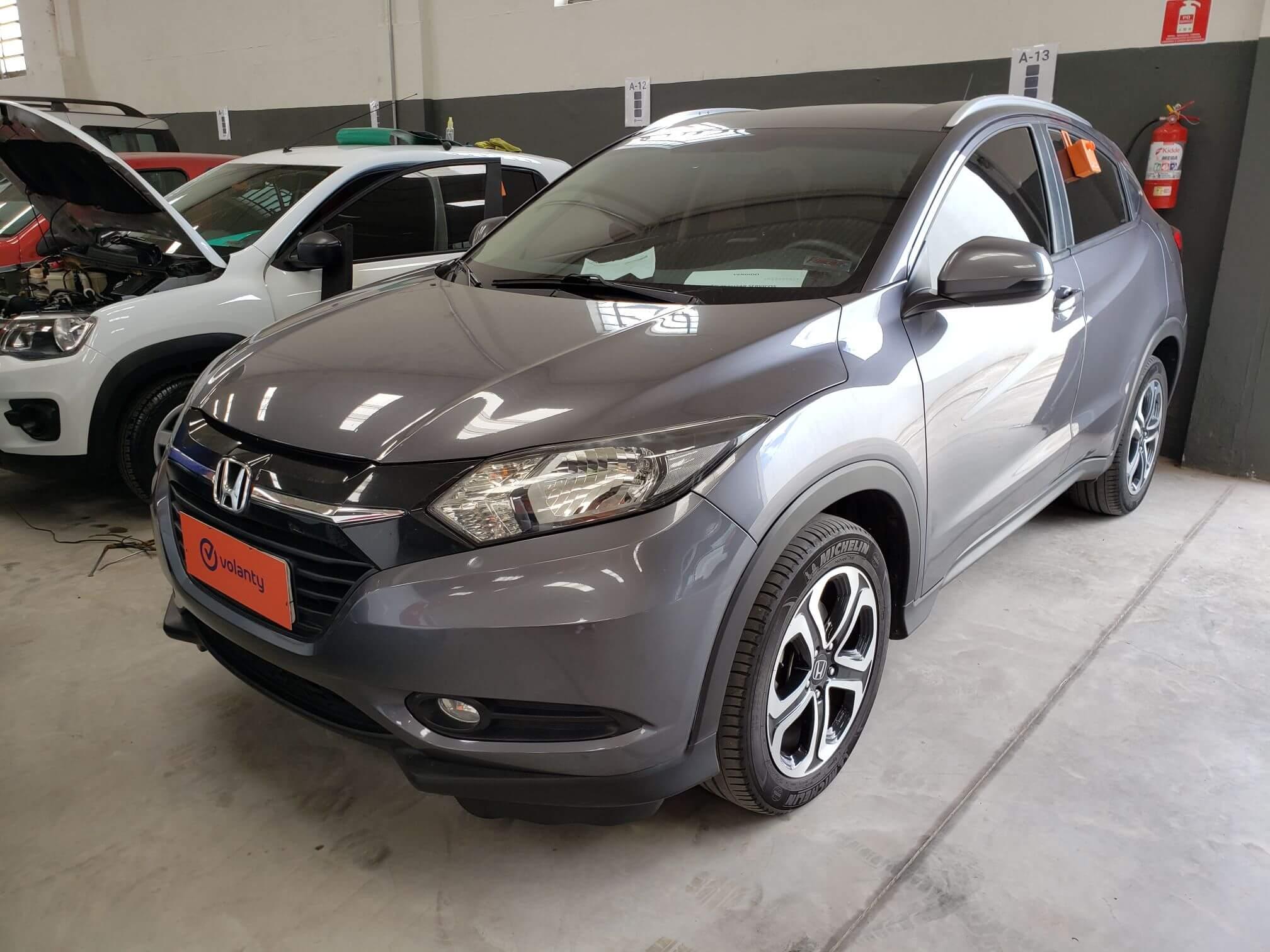 Imagem do Honda Hr-v