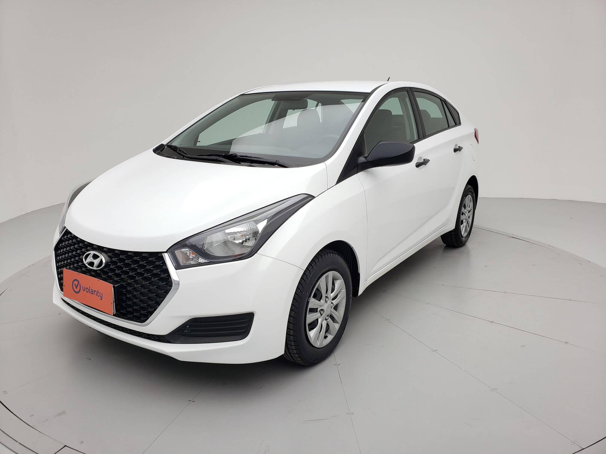Imagem do Hyundai Hb20s