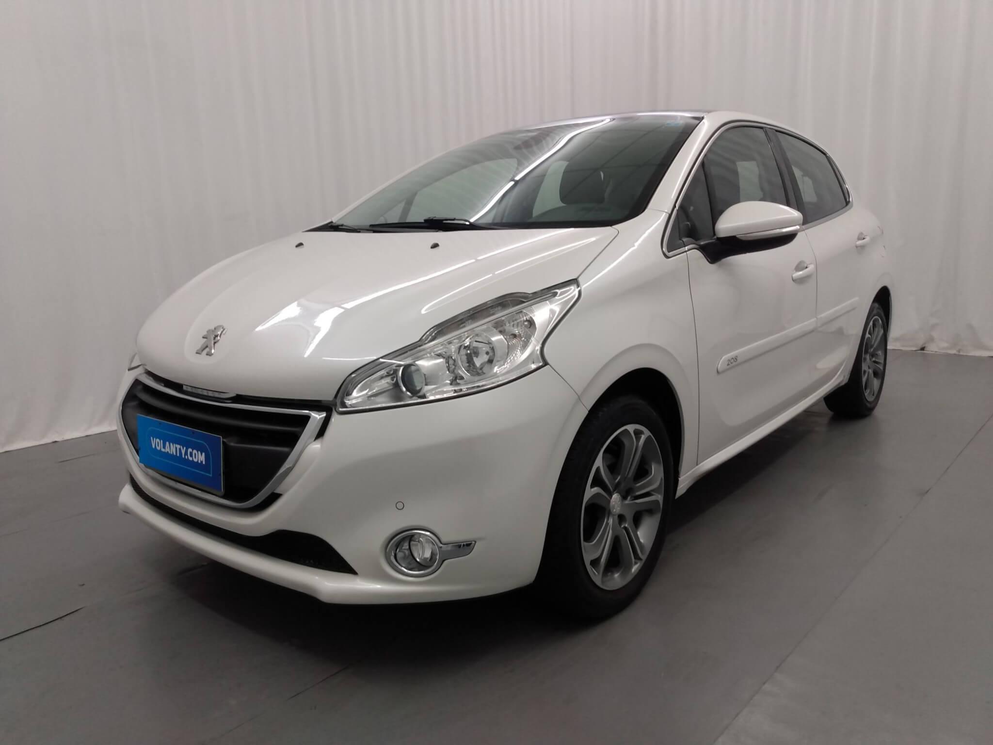 Imagem do Peugeot 208