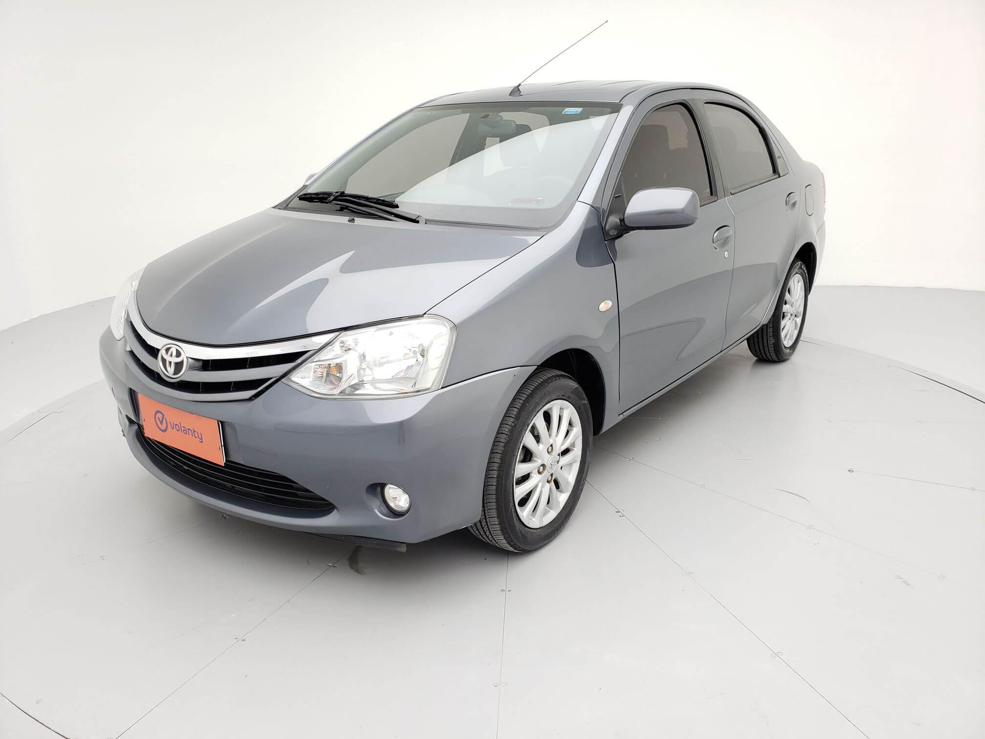 Imagem do Toyota Etios