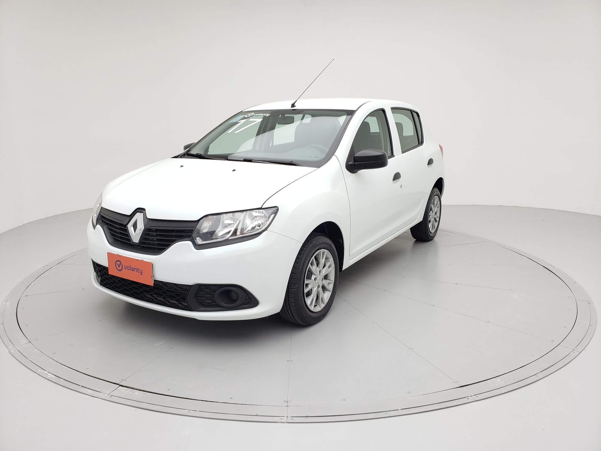 Imagem do Renault Sandero