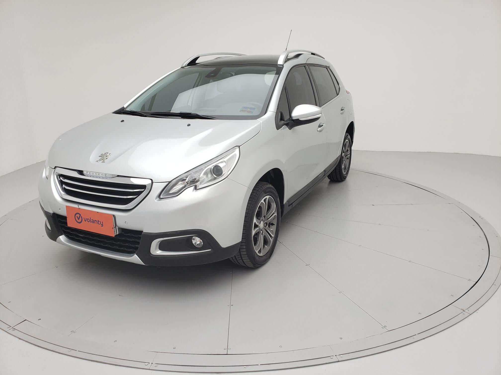 Imagem do Peugeot 2008