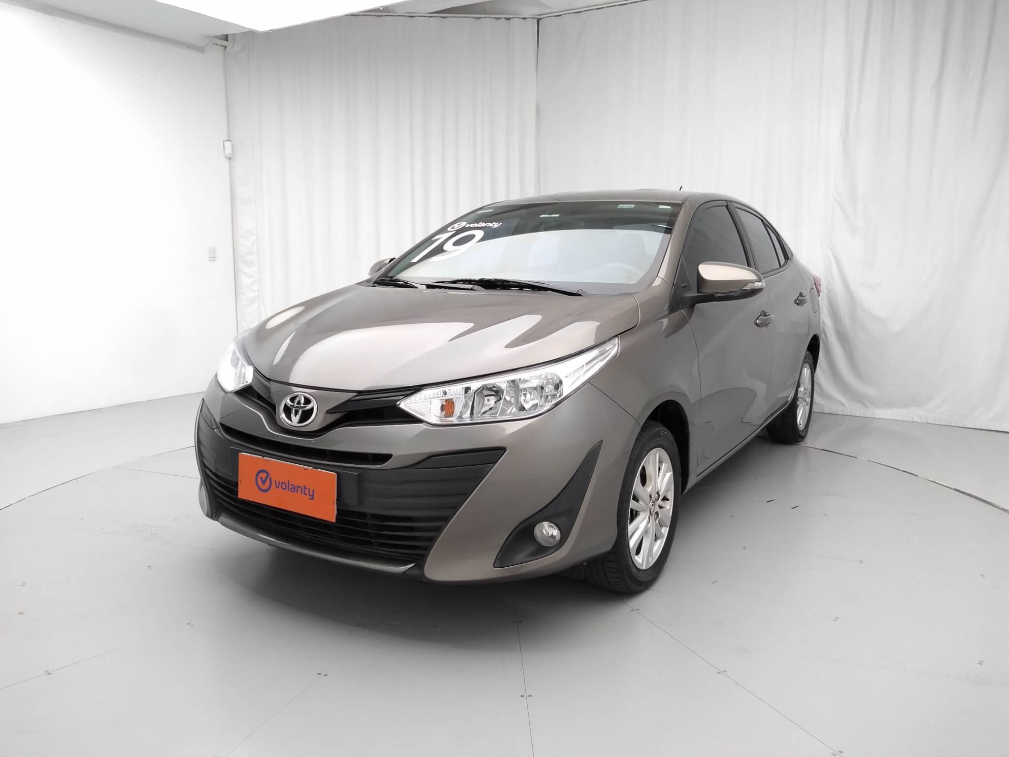 Imagem do Toyota Yaris