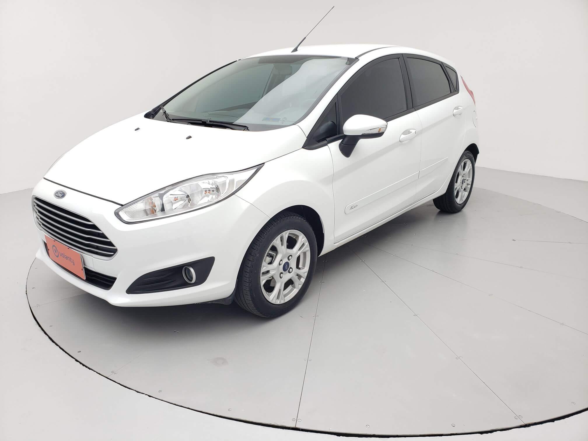 Imagem do Ford Fiesta