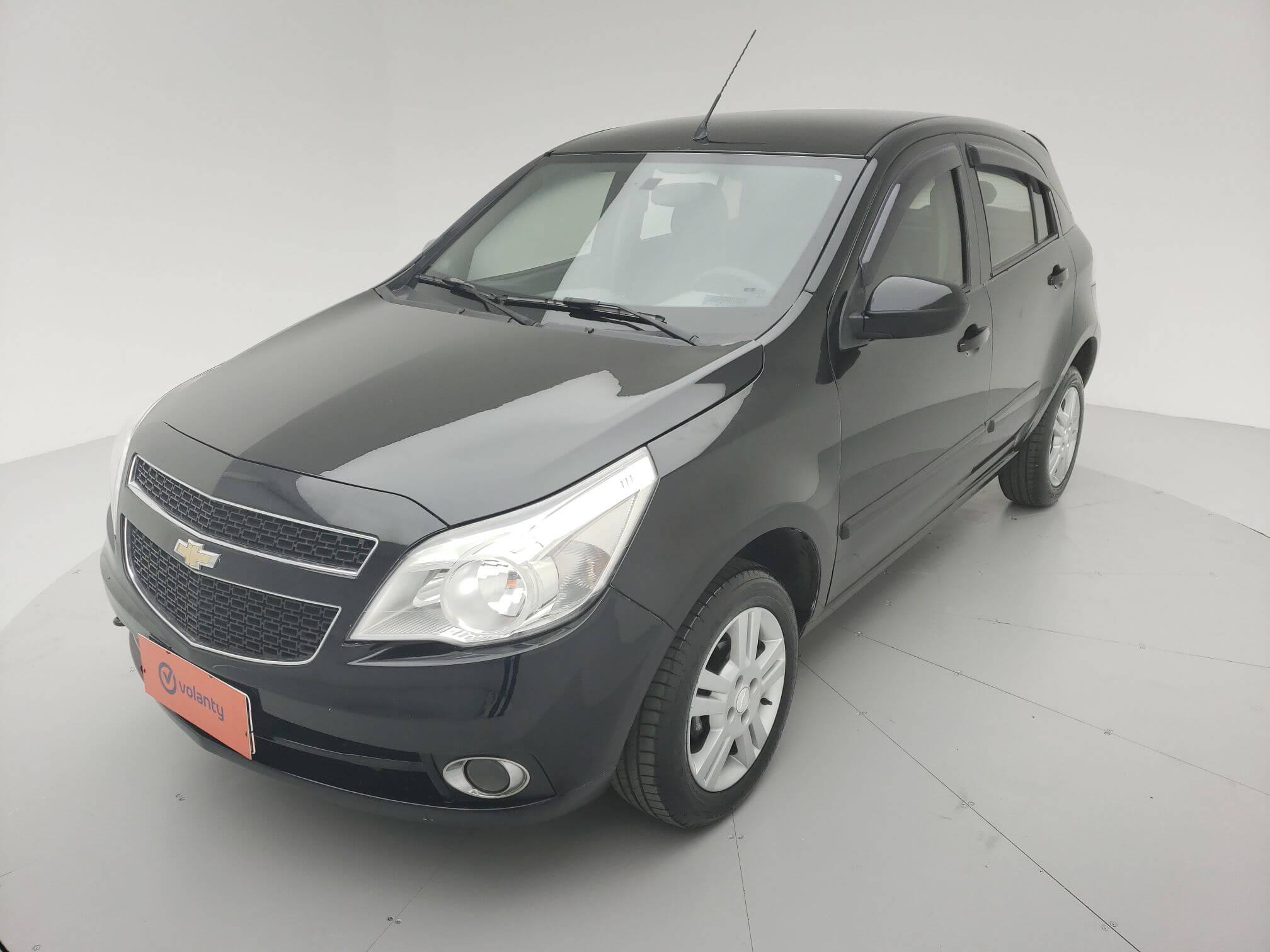 Imagem do Chevrolet Agile