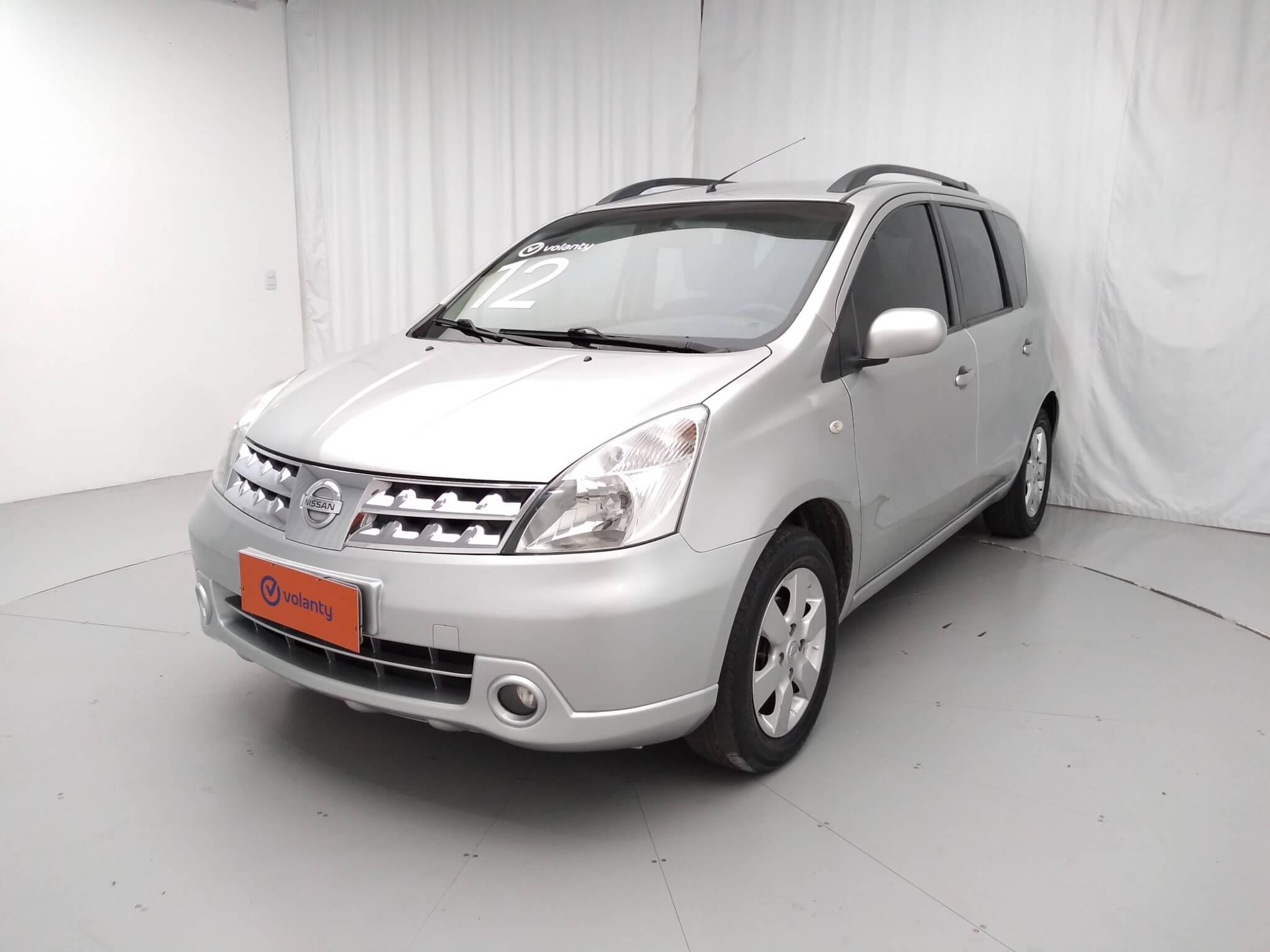 Imagem do Nissan Livina