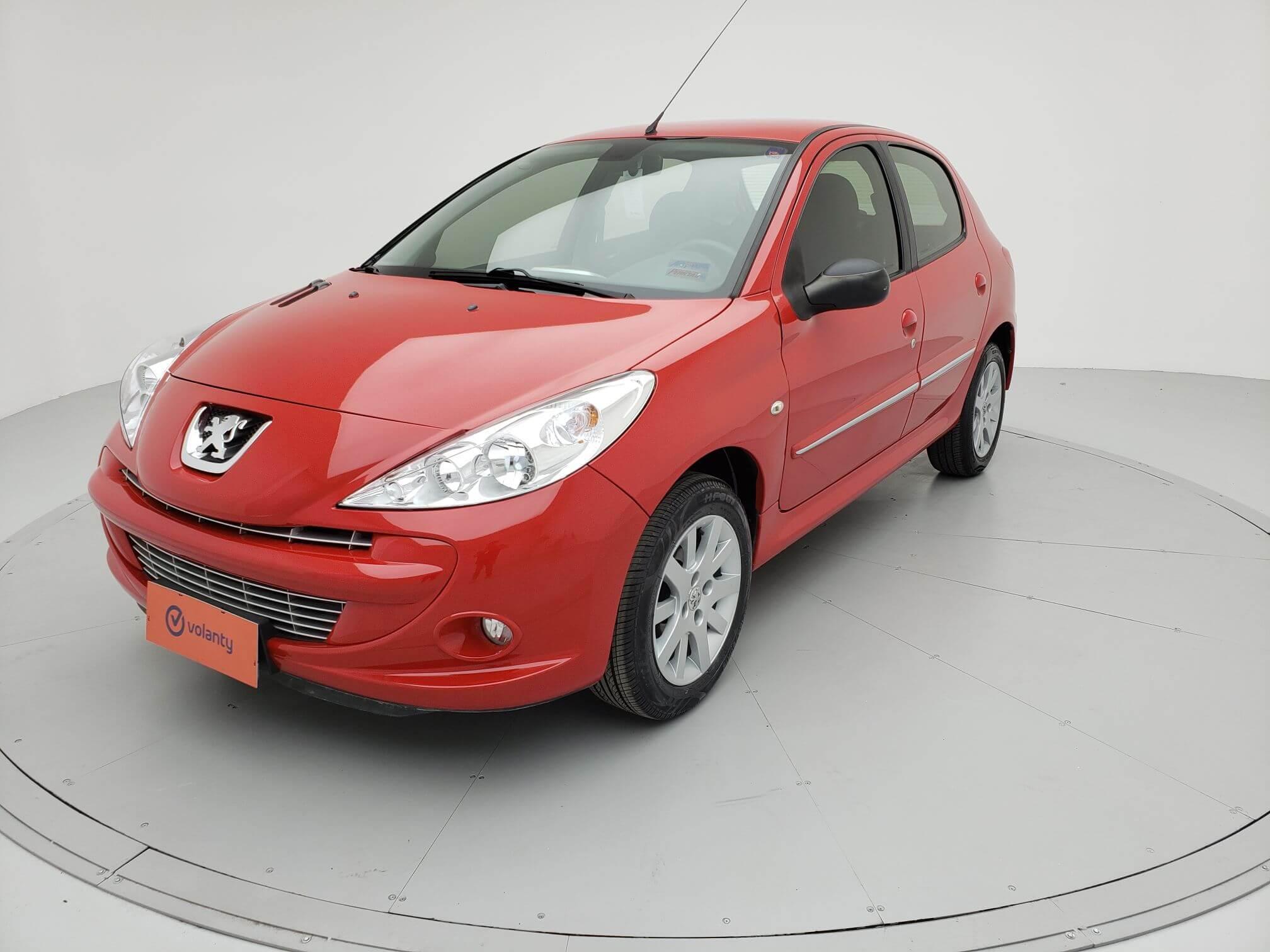 Imagem do Peugeot 207