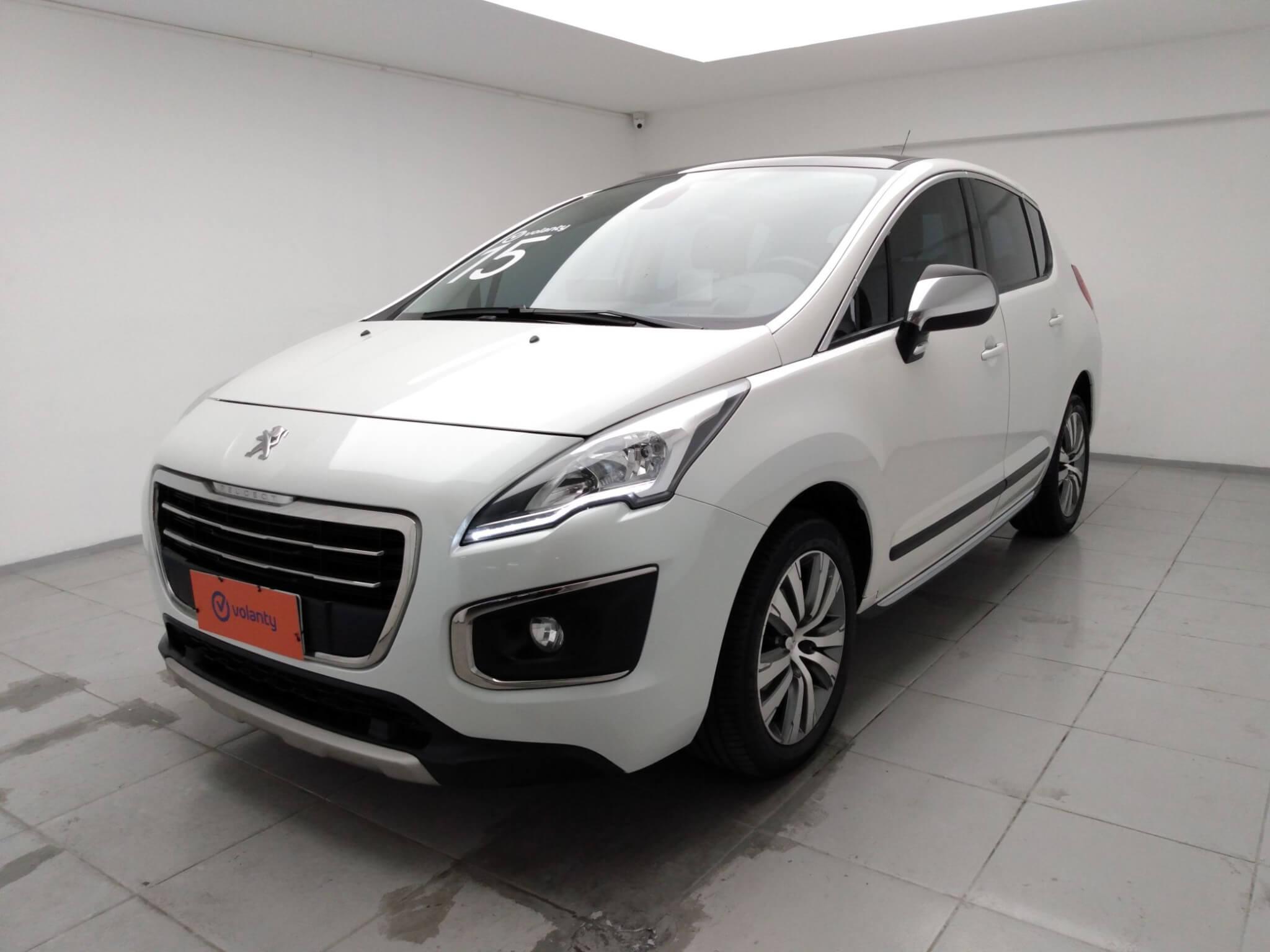 Imagem do Peugeot 3008