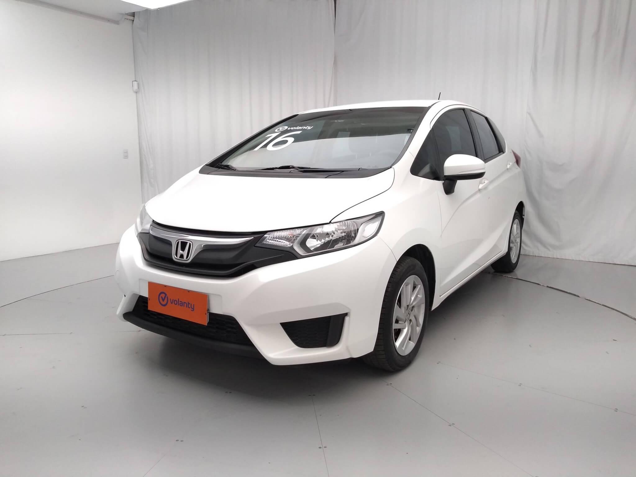 Imagem do Honda Fit