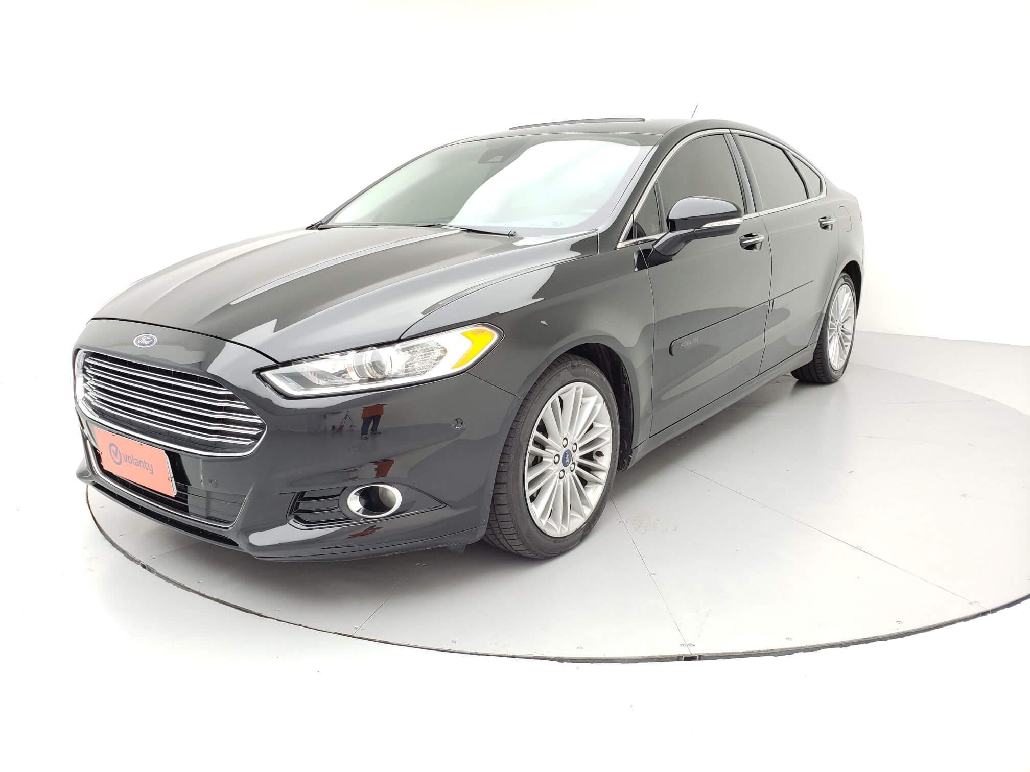 Imagem do Ford Fusion