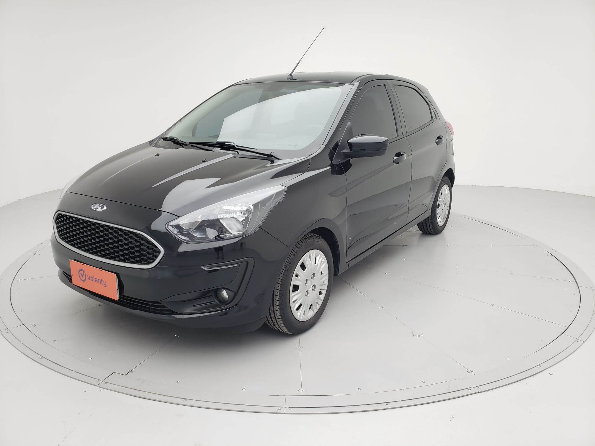 Imagem do Ford Ka