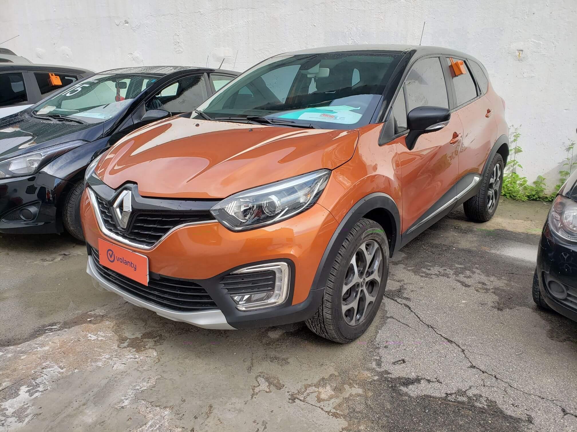 Imagem do Renault Captur