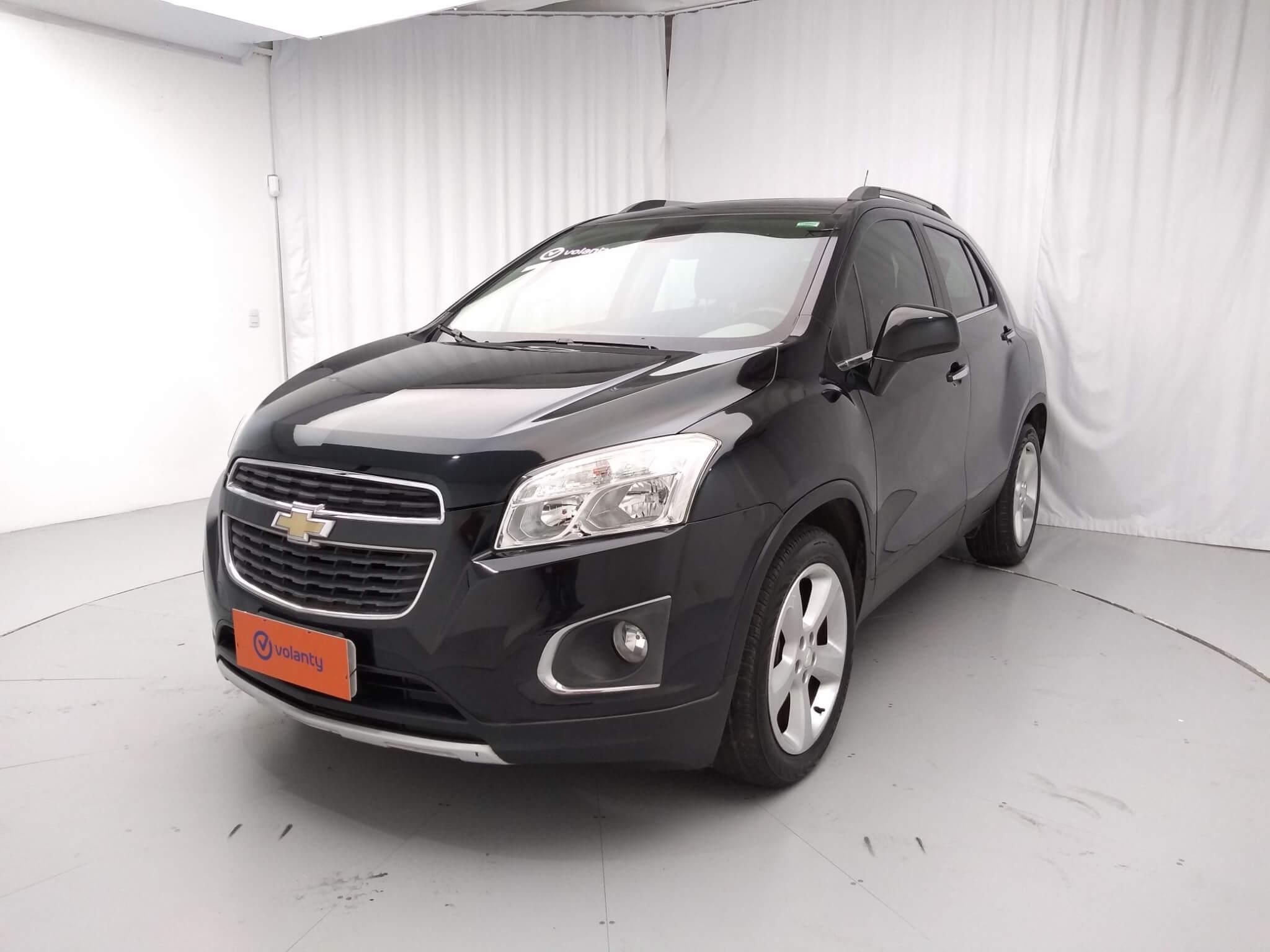 Imagem do Chevrolet Tracker